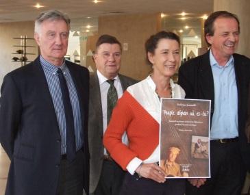 Prix 2013 des Ecrivains de Vendée pour Frédérique Jaumouillé («Peuple afghan où es-tu ?»)
