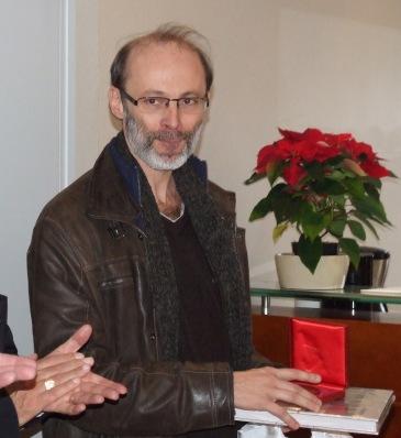 Prix 2011 des Ecrivains de Vendée pour Philippe Ecalle («Xynthia : l'enquête – tous coupables ?»)